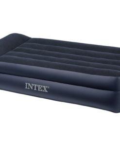 Intex 66706 - Materasso Gonfiabile INTEX Comfort Singolo con Pompa Elettrica Incorporat