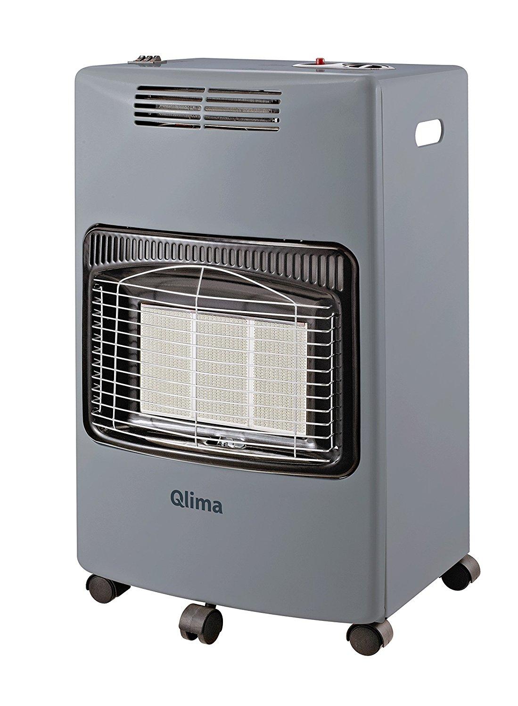 Qlima GH959RF Stufa a Gas Infrarossi con resistenza elettrica ...