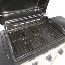 dettaglio Barbecue a Gas 3 fuochi 112x45x102