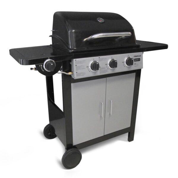 Barbecue a Gas a 3 fuochi 112x45xh102