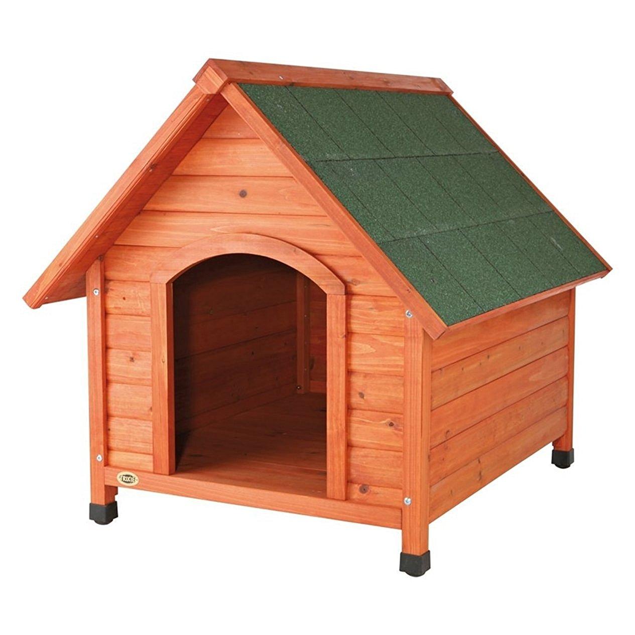Trixie cuccia tetto spiovente casetta cottage in legno di for Cuccia per cani ikea prezzi